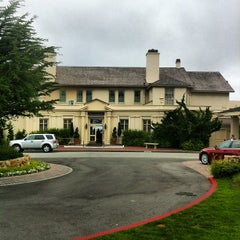 Photo taken at The Lodge at Pebble Beach by Jason B. on 9/5/2012