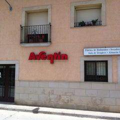Photo taken at Embutidos Aventín by AVENTIN GRAUS L. on 6/8/2012