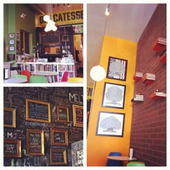 Photo taken at Melt Sandwich Shoppe by Ines O. on 7/16/2012