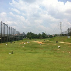 Photo taken at Pelangi Public Golf Driving Range by Muhamad A. on 9/1/2012