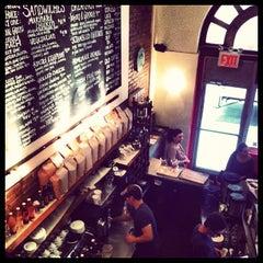 Photo taken at Birch Coffee by Brandon R. on 5/25/2012
