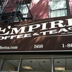 Photo taken at Empire Coffee & Tea by Gregorio P. on 6/28/2012