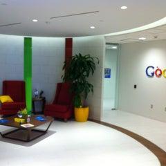 Photo taken at Google Washington by Ron S. on 8/6/2012