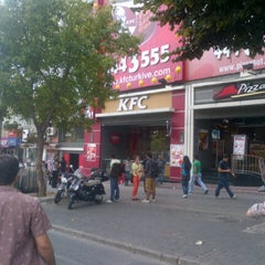 Photo taken at KFC by Kerem B. on 9/12/2012