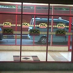 Photo taken at Halte TransJakarta PGC by tania v. on 9/13/2012