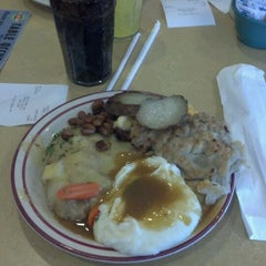 Photo taken at Furr's Buffet by Buddie H. on 5/23/2012