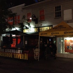 Photo taken at Horseshoe Tavern by Justin M. on 6/18/2012