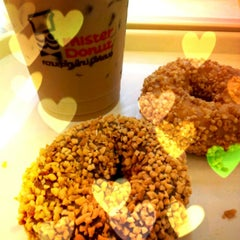 Photo taken at Mister Donut (มิสเตอร์ โดนัท) by Suthipong P. on 5/27/2012