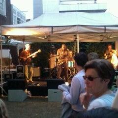 Photo taken at 't Meisjeshuis by Daniel F. on 8/18/2012