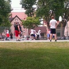 Photo taken at Holmes Park by Erik T. on 7/15/2012