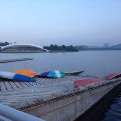 Photo taken at Pusat Maritim Putrajaya by Zanita A. on 4/6/2012
