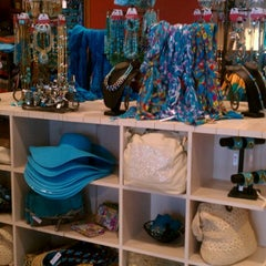 Photo taken at Charming Charlie The Marketplace Mall by Regina M. on 6/24/2012
