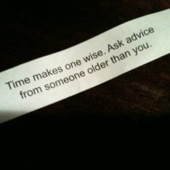 Photo taken at Fulin's Asian Cuisine by Bayard S. on 4/22/2012