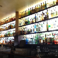 Photo taken at Absinthe Brasserie & Bar by Peiwen K. on 7/28/2012