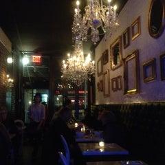Photo taken at Osha Thai Kitchen by Stuart R. on 2/26/2012