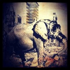 Photo taken at Hold Up Art by Jennifer S. on 9/10/2012