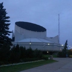 Photo taken at Observatory at TELUS World of Science by Matea K. on 7/18/2012