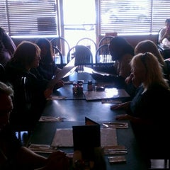 Photo taken at Angelo's Pizza Ristorante Italiano by Dean J. on 3/6/2012