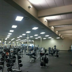 Photo taken at LA Fitness by Sameer S. on 1/16/2012