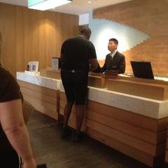 Photo taken at Sheraton Fisherman's Wharf Hotel by John J. on 4/20/2012