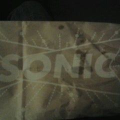 Photo taken at SONIC Drive In by Nancy M. on 1/1/2012