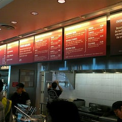 Photo taken at Chipotle Mexican Grill by John S. on 12/19/2011