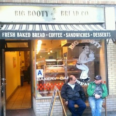 Photo taken at Big Booty Bread Company by Gregg B. on 10/16/2011