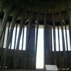 Photo taken at Świątynia Opatrzności Bożej by Ula :) on 3/30/2012