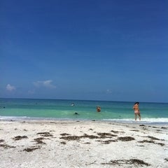 Photo taken at Longboat Key Beach by Ed P. on 7/16/2011