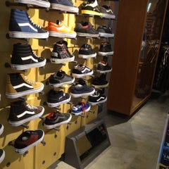 Photo taken at Vans by Mohamad I. on 8/17/2012