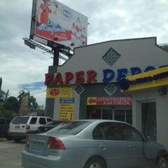 Photo taken at Paper Depot by Osman R. on 8/8/2012