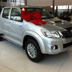 Photo taken at Sorana - Toyota by Carlos S. on 12/20/2011