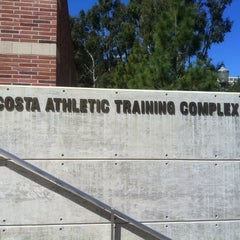 Photo taken at UCLA Acosta Training Center by UCLA  Athletics on 4/5/2011