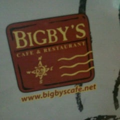 Photo taken at Bigby's by Pykster U. on 10/25/2011