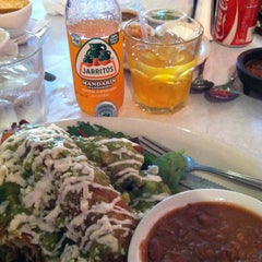 Photo taken at Wholly Frijoles by AJ B. on 6/20/2012