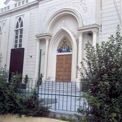 Photo taken at Colegio Northlands by Diego F. on 8/17/2011