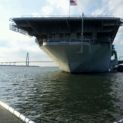Photo taken at Patriots Point Naval & Maritime Museum by 'Emma M. on 6/3/2012