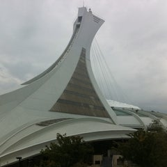 Photo taken at Stade Olympique by Peter C. on 9/22/2011