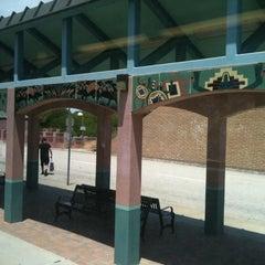 Photo taken at Metrolink Santa Clarita Station by C. A. on 7/22/2012