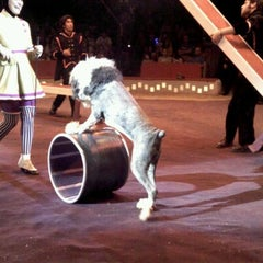 Photo taken at Big Apple Circus by Mario L. on 6/8/2012