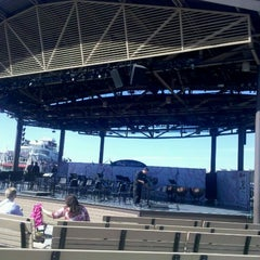 Photo taken at Waterside Stage by Patrick B. on 1/15/2012