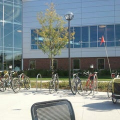 Photo taken at University of Nebraska at Omaha by Vernon J on 8/21/2012