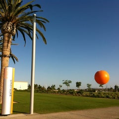 Photo taken at Orange County Great Park by Jessica on 5/28/2012