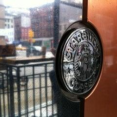 Photo taken at Starbucks by Daniel C. on 1/8/2012