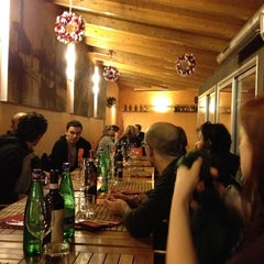 Photo taken at La Cucina In Voga by Emanuel O. on 12/16/2011