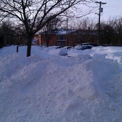 Photo taken at Snowpocalypse 2011 - Milwaukee by Adam R. on 2/2/2011
