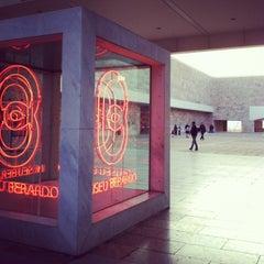 Photo taken at Centro Cultural de Belém (CCB) by Wandson L. on 2/11/2012