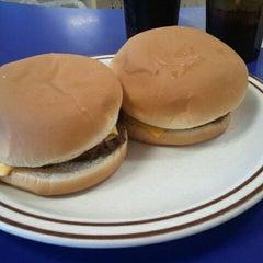 Photo taken at Kewpee Sandwich Shop by Alex V. on 6/27/2011