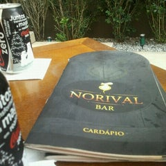 Photo taken at Norival Bar by Andrezza Drê C. on 1/29/2012