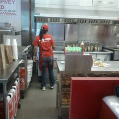 Photo taken at Five Guys by Jeff A. on 6/1/2011